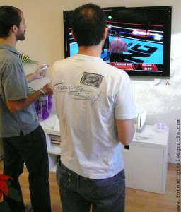 Jugadores Wii